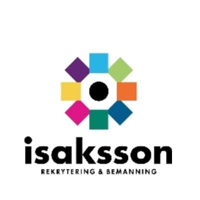 Isaksson Rekrytering logo
