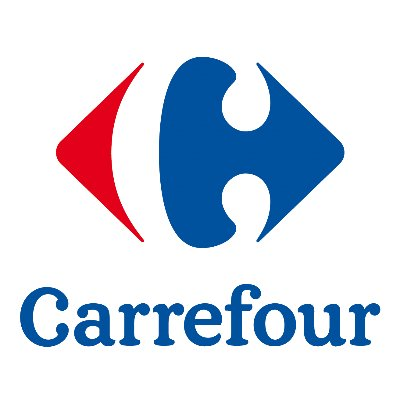 Carrefour'in logosu