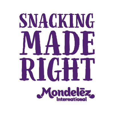 logotipo de la empresa Mondelez International