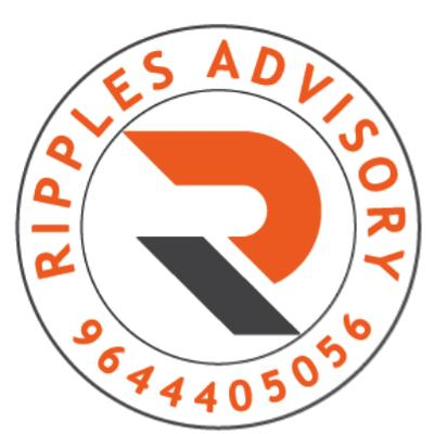 Ripples Advisory Pvt.Ltd logo