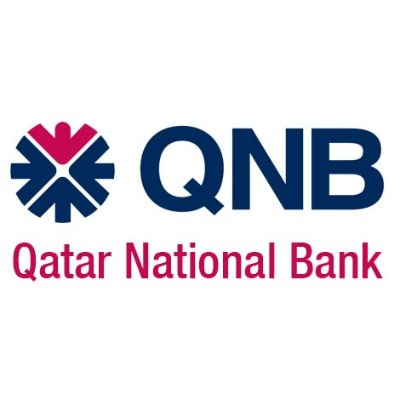 Qatar National Bank'in logosu
