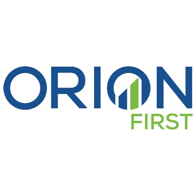 Orion First logo