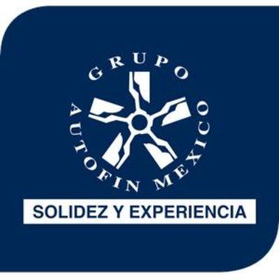 logotipo de la empresa Grupo Autofin Mexico