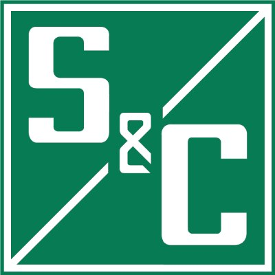 S & C Electric Company logo
