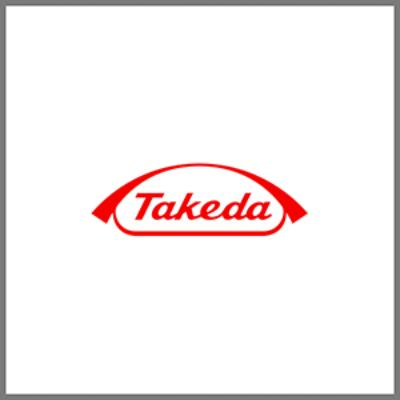 Лого компании Takeda Pharmaceuticals