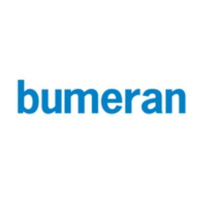 logotipo de la empresa bumeran