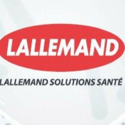 Logo Lallemand Solutions Santé