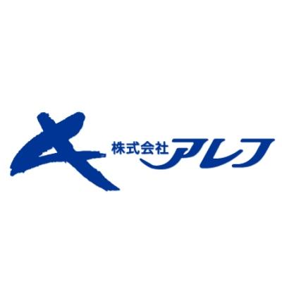 株式会社アレフのロゴ