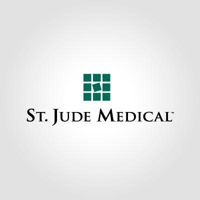 logotipo de la empresa St. Jude Medical