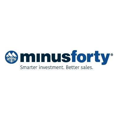 Minus Forty Technologies logo