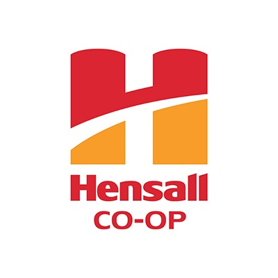Hensall Co-op logo