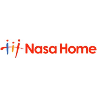 株式会社ナサホームのロゴ