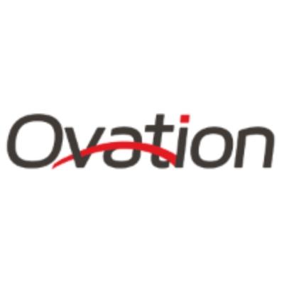 ovation logisitics logo
