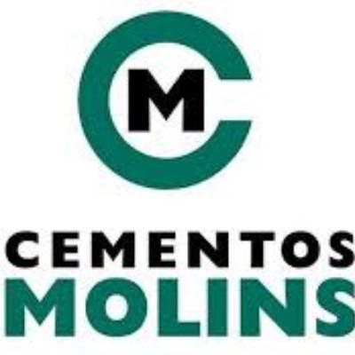logotipo de la empresa Cementos Molins