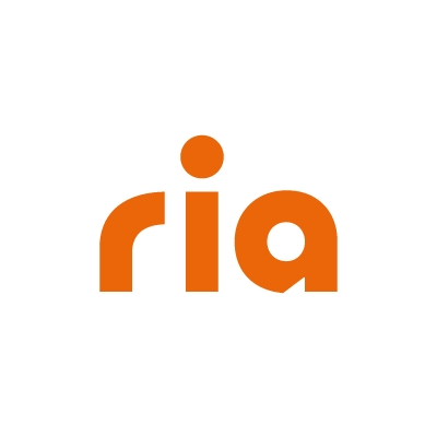 logotipo de la empresa Ria Financial