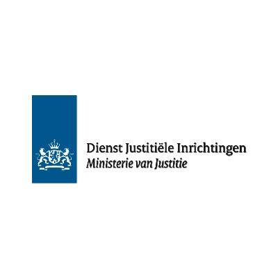 Logo van Dienst Justitiële Inrichtingen