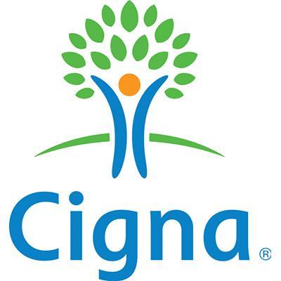 logotipo de la empresa Cigna