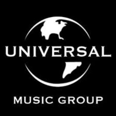ユニバーサル ミュージックのロゴ