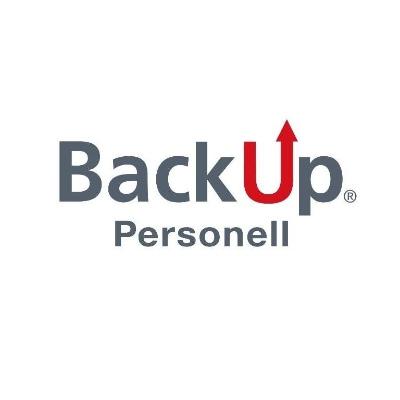 logo av BackUp Personell