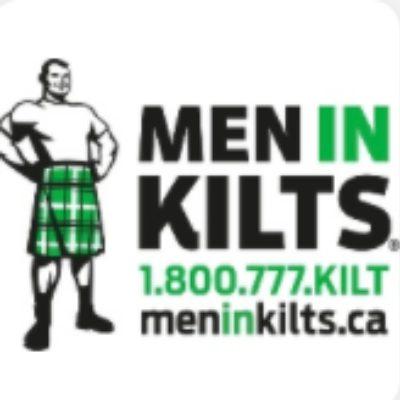 Logo Men In Kilts