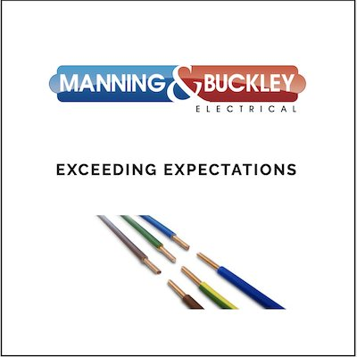 Manning and Buckley Electrical logo