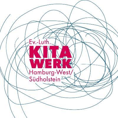 Ev.-Luth. Kita-Werk Hamburg-West/Südholstein-Logo