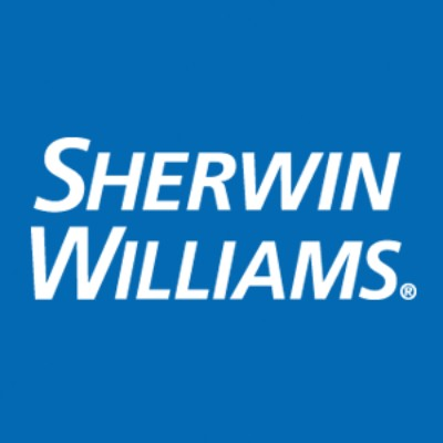 logotipo de la empresa Sherwin-Williams