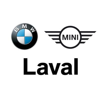 Logo BMW MINI Laval