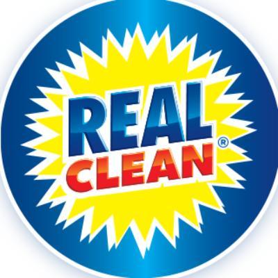 logotipo de la empresa Real Clean Distribuciones