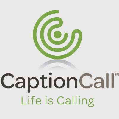 Caption Call logo