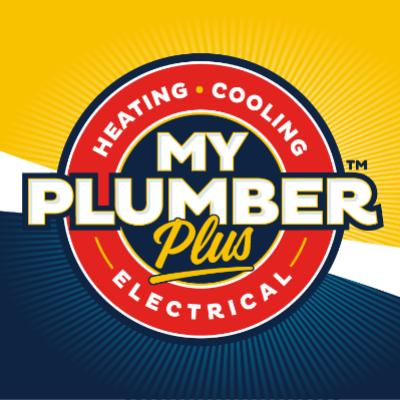 My Plumber Heating Cooling and Electrical logo