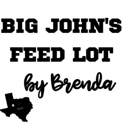 Big John's Feed Lot by Brenda logo