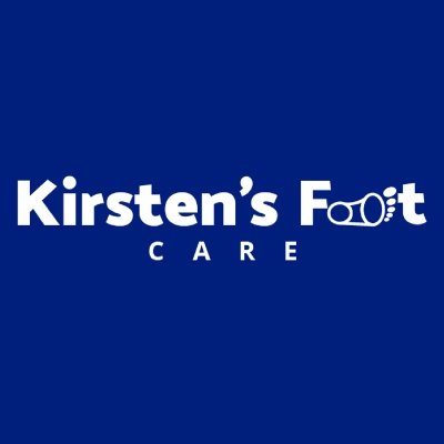 Kirsten's Foot Care logo