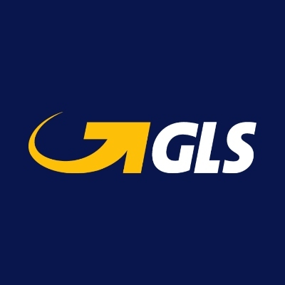 logotipo de la empresa General Logistics Systems (GLS)