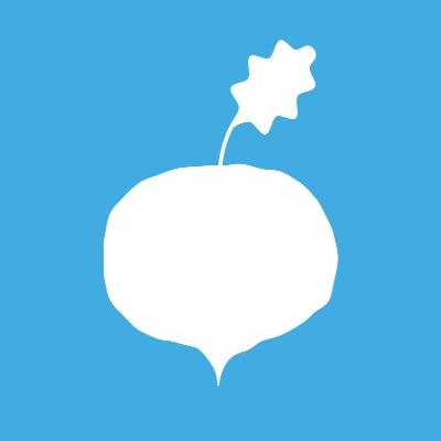Logo Mad Radish
