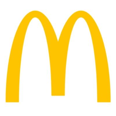 Logo van McDonald's
