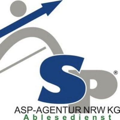 ASP-Agentur NRW KG Ablesedienst-Logo