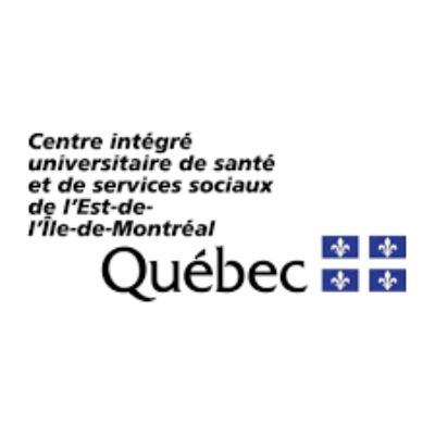CIUSSS de l'Est-de-l'Île-de-Montréal logo
