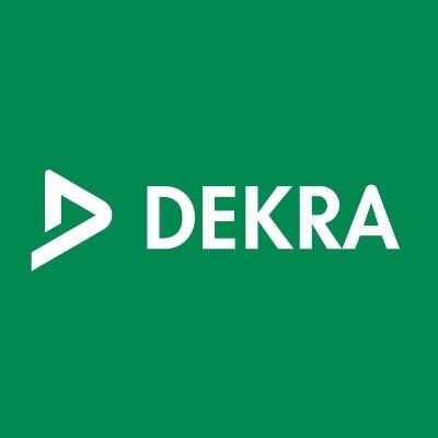 Logotipo - DEKRA - Trabalhe na Alemanha