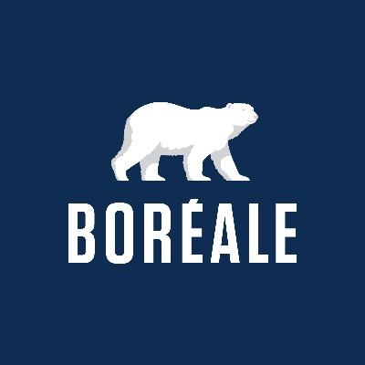 Logo Les Brasseurs du Nord inc. (Bières Boréale)