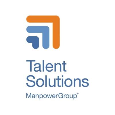 logotipo de la empresa Talent Solutions