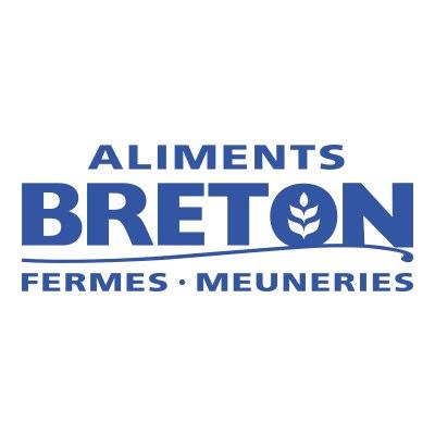Logo Aliments Breton inc