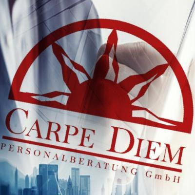 Carpe Diem Personalberatung GmbH-Logo