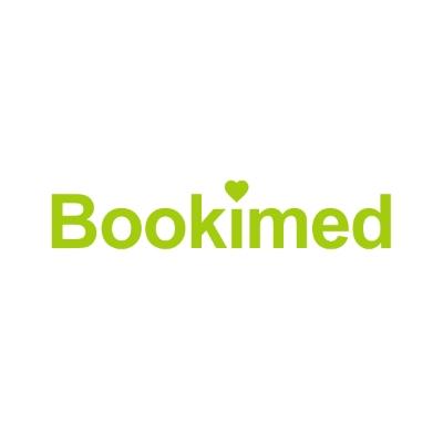 Лого компании Bookimed