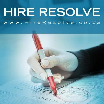 Hire Resolve logo
