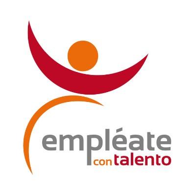 logotipo de la empresa Empléate con Talento