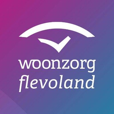 Logo van Woonzorg Flevoland