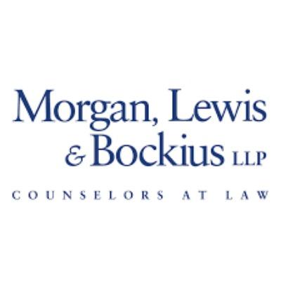 Morgan, Lewis & Bockius logo