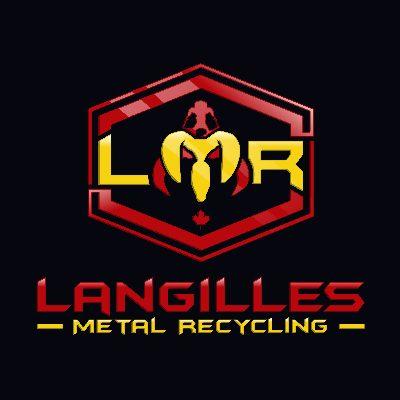Langille's Metal Recycling logo