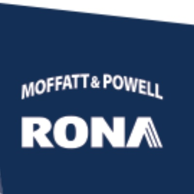 Logo Moffatt & Powell RONA